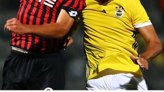 Fenerbahçe 'Gençler' karşısında 6 eksik