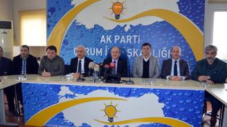 AK Parti'nin Çorum Belediye Başkanı adayı Zeki Gül oldu