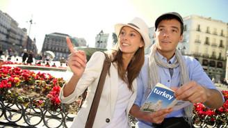 Küresel turist sayısı 2017'de 1,3 milyar kişiye ulaştı
