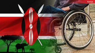 Kenyalı firma tekerlekli sandalye üreticileri arıyor