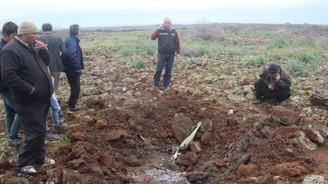 Kırıkhan'a top mermili saldırı