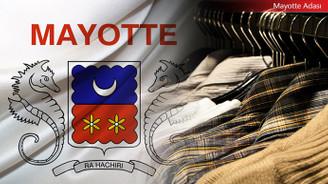 Mayotte Adası pazarı için hazır giyim ithal etmek istiyor