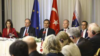 Çelik, AB büyükelçilerine Zeytin Dalı Harekatı'nı anlattı