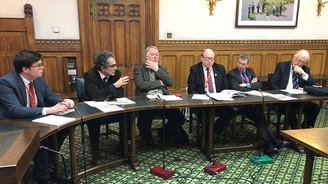 İngiltere Parlementosu'nda Türkiye Dostluk Grubu kuruldu