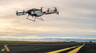 Airbus elektrikli 'uçan taksi'nin görüntülerini yayınladı