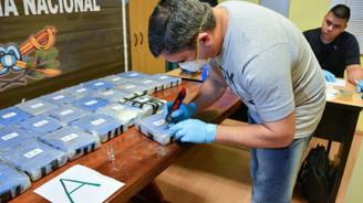 Arjantin'deki Rus elçiliğinde 400 kilo kokain bulundu