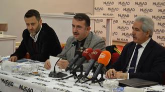 MÜSİAD Bursa, mesleki eğitimi yeniden şekillendirecek