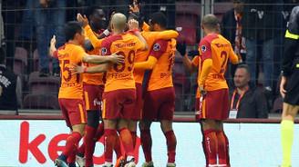 Galatasaray'dan bol gollü galibiyet