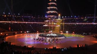Kış Olimpiyatları'na görkemli veda
