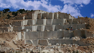 Doğal taşta ihracat hacminin 3 kat altındayız