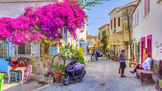 Turizm cenneti Çeşme havalimanıyla uçuşa geçecek