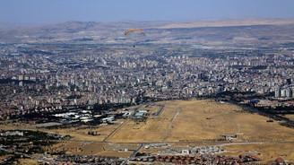 Türkiye'nin ilk uçak fabrikası Central Park'a dönüşüyor