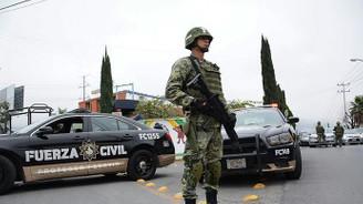 Meksika'da çete kavgası: 14 ölü