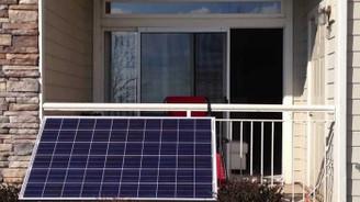 Her mahalleye bir solar-panelci!