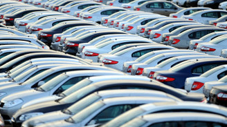 Türkiye'de otomotiv pazarı daralıyor