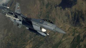 Türk jetleri 'HvBS' ile harekata kısa sürede hazır