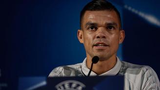 Pepe, Beşiktaş taraftarlarının desteğinden çok mutlu