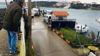 Sinop'ta kuru yük gemisinde patlama: 1 ölü