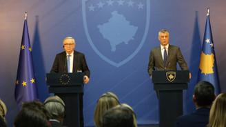 AB'den Kosova'ya vize serbestisi için 'anlaşma' uyarısı