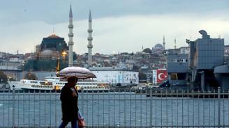 Marmara'da hafif sağanak bekleniyor