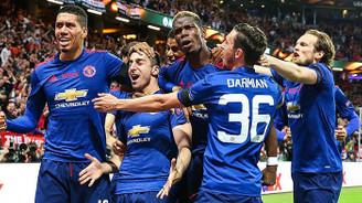 Manchester United zorlanmadı