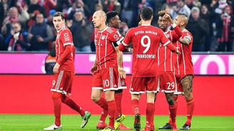 Bayern Münih 3 puanı iki golle aldı