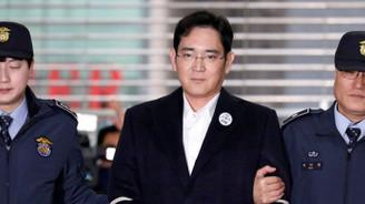 Samsung'un varisi serbest kaldı