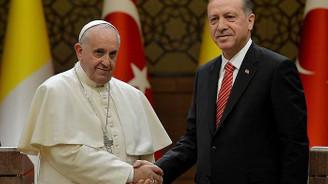 Cumhurbaşkanı Erdoğan'ın ziyaret ettiği Roma'da gösteri yasağı