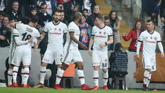 Beşiktaş yarı final için sahada