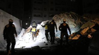 Rusya, İdlib'e saldırıları artırdı