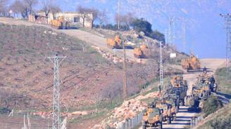 TSK: Askeri konvoy İdlib'e intikal etti