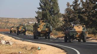 TSK İdlib'e intikal etti