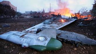 Rusya'dan Suriye'deki pilotlara yüksekten uçma emri