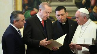 59 yıl sonra Vatikan'a ilk ziyaret