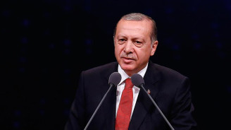 Erdoğan İtalya'da şirket yöneticileriyle buluştu