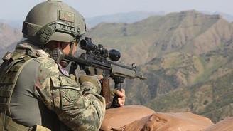 Gözlem noktasına saldırı: 1 asker şehit