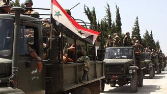 Suriye ordusu, İdlib'de uçaksavar füzeleri konuşlandırdı