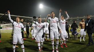 Beşiktaş, kupada yarı finalde