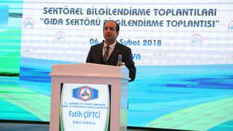 Gıda sektörü, Antalya'da buluştu