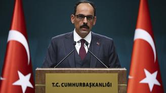 Suriye rejimi ile temas söz konusu değil