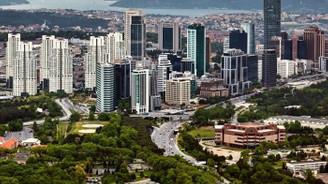 İstanbul'da ofis kiraları düşüşe geçti