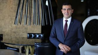 Eroğlu, İKMİB Başkanlığı'na adaylığını açıkladı