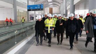 THY'den yeni havalimanında inceleme