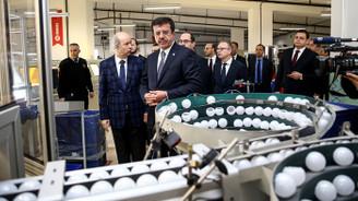 Ekonomi Bakanı Zeybekci, Makel'i ziyaret etti