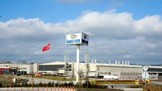 İMES OSB'de fabrikalar hızla yükseliyor