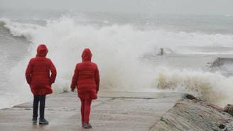 Hafta sonu yurt genelinde fırtına var