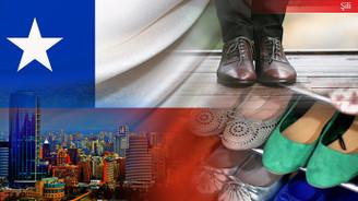 Şili pazarı için bay bayan ayakkabıları ithal edecek