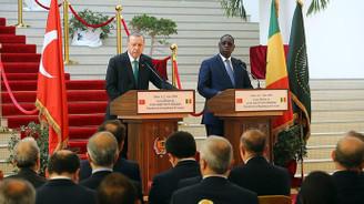 Erdoğan: Senegal'de FETÖ okullarının kapatılması çok önemli