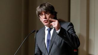 Puigdemont bölgesel yönetim başkanlığı adaylığını geri çekti