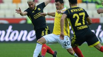 Fenerbahçe deplasmandan 3 puanla dönüyor
